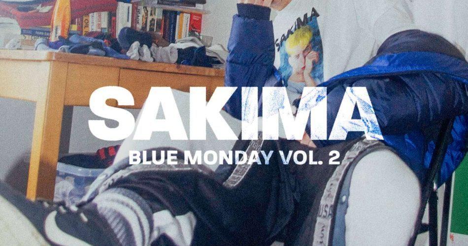 Splice Sakima Blue Monday Vol 2