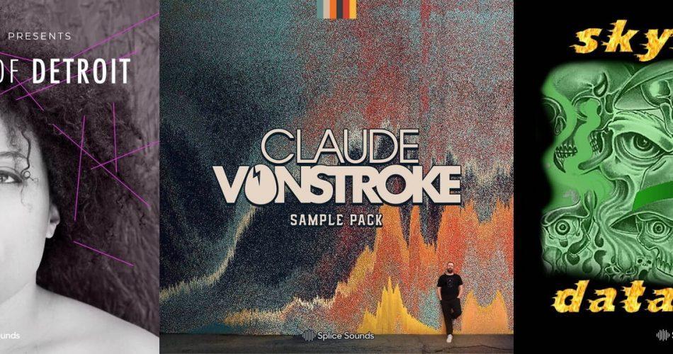 Splice Sounds Claude VonStroke, Rimarkable & SKYWLKR