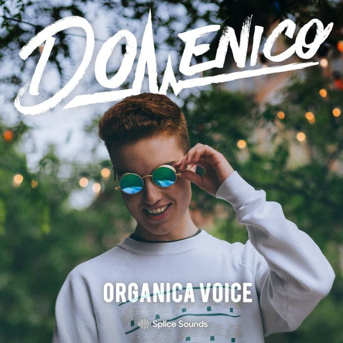 Splice Sounds DOMENICO Organica Voice