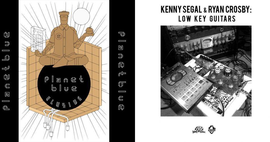 Splice Sounds Elusive Planet Blue & Kenny Segal Low Key Guitars