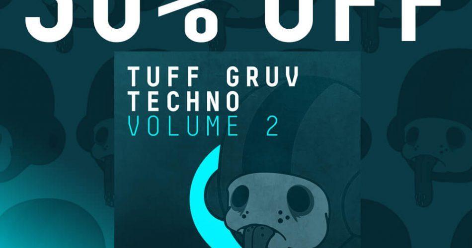 System 6 Samples Tuff Gruv Techno Vol 2 sale