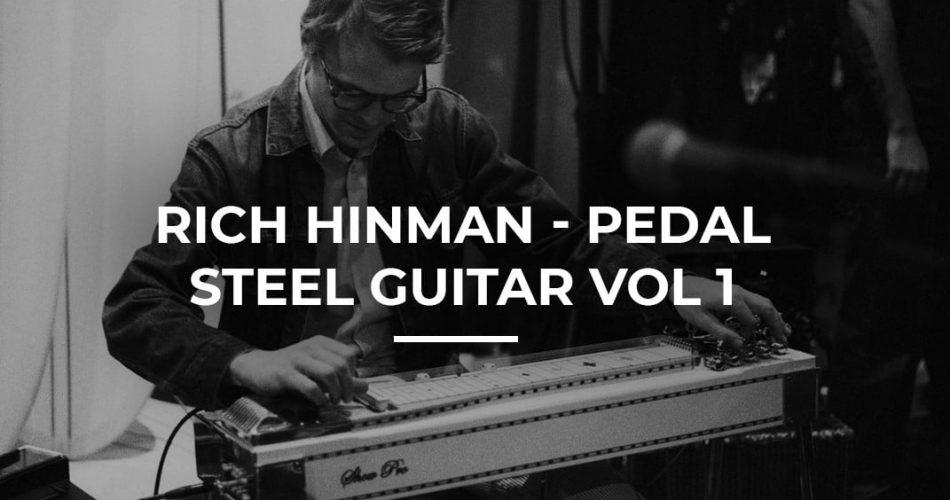 The Loop Loft Rich Hinman Pedal Steel Guitar