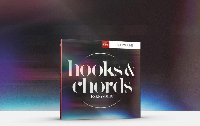 Toontrack Hooks & Chords EZkeys MIDI