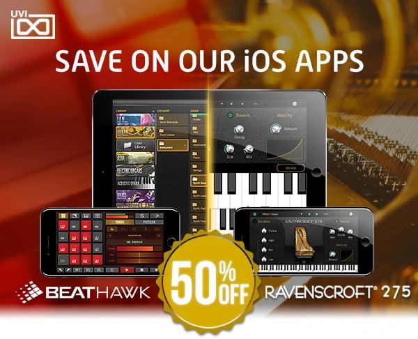 UVI iOS Sale