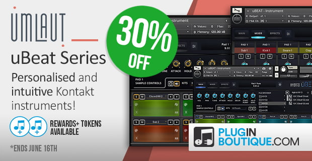 Umlaut uBeat Series sale