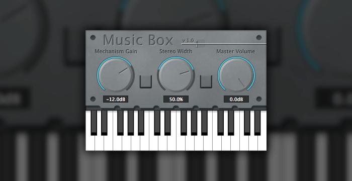 Will Savin Music Box