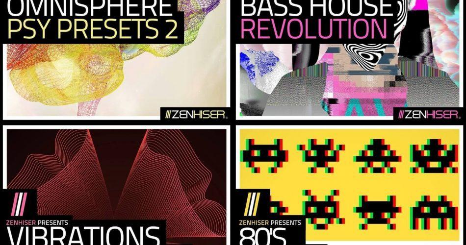 Zenhiser sample packs june