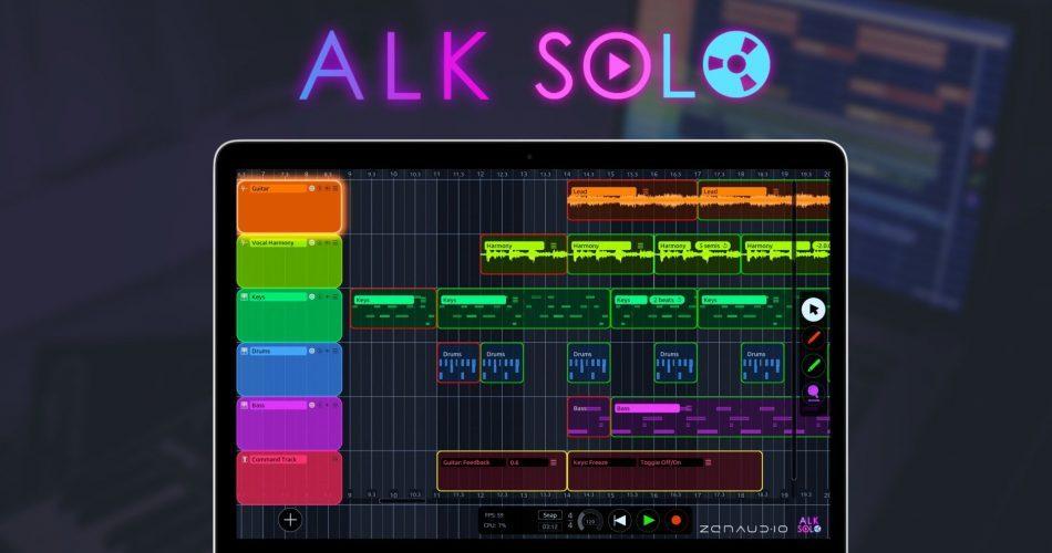 zenAudio ALK Solo