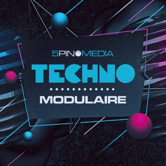5Pin Media Techno Modulaire