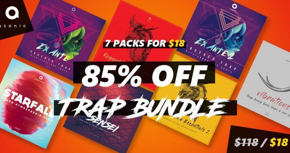 ADSR Asonic Trap Bundle deal