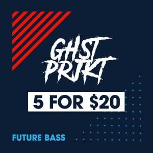 ADSR Future Bass Bundle 5 for 20 USD