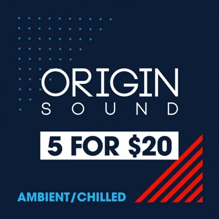 ADSR Origin Sound Ambient Chill Bundle Sale