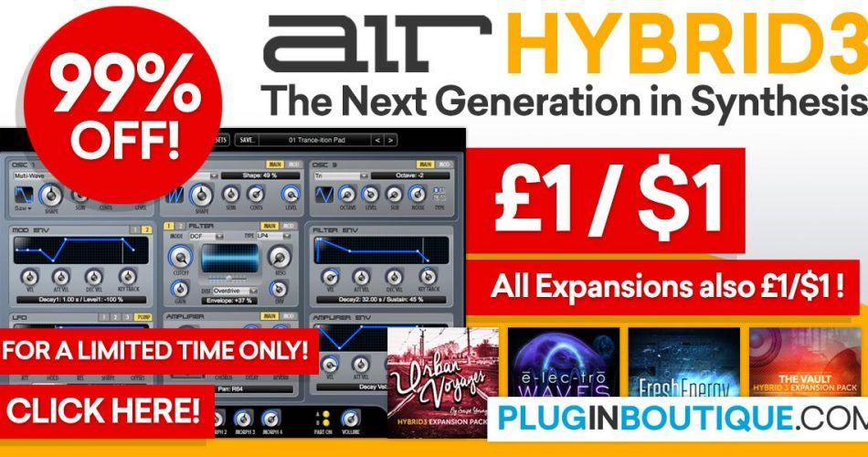 AIR Hybrid 3 99 off Expansions