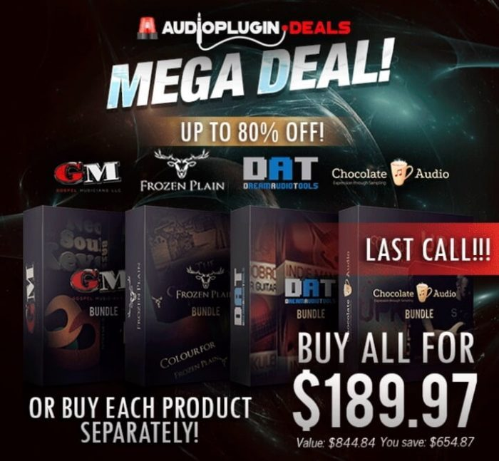 APD Mega Deal last Call