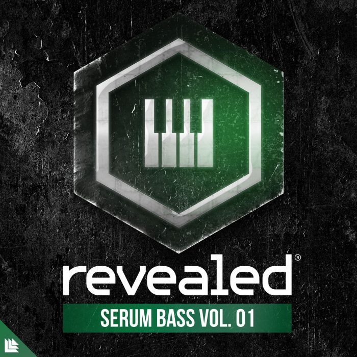 Alonso Sound Revealed Serum Bass Vol 1