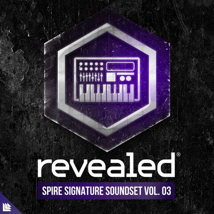 Alonso Sound Revealed Spire Signature Soundset Vol 3