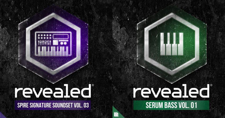 Alonso Sound Revealed Spire Signature Soundset Vol 3 & Serum Bass Vol 1