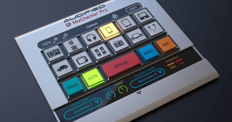 Audified MixChecker Pro new