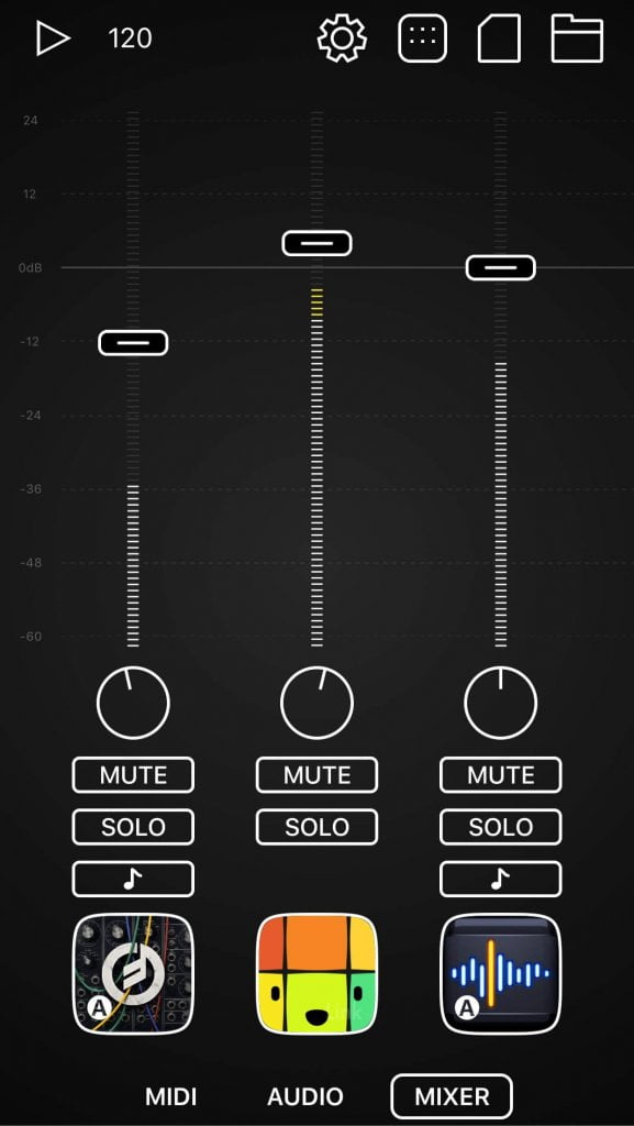 Audiobus 3.1 iPhone