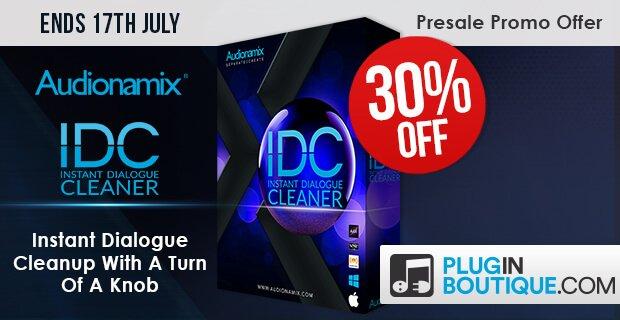 Audiomanix IDC 30 pluginboutique