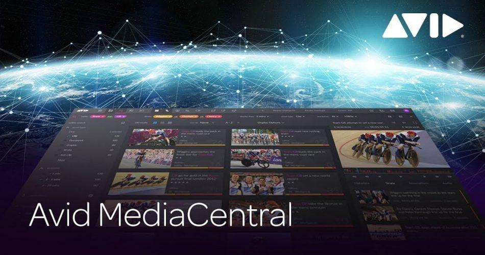 Avid Media Central