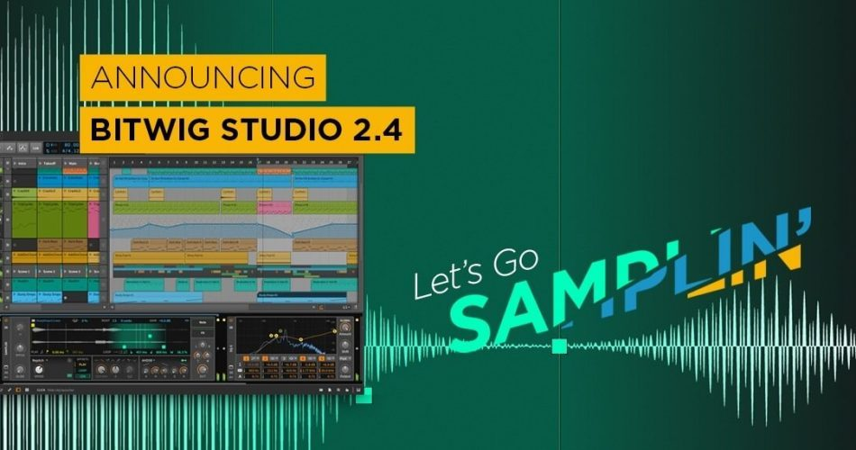 Bitwig Studio 2.4