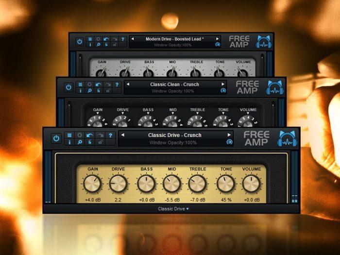 Blue Cat Audio Free Amp