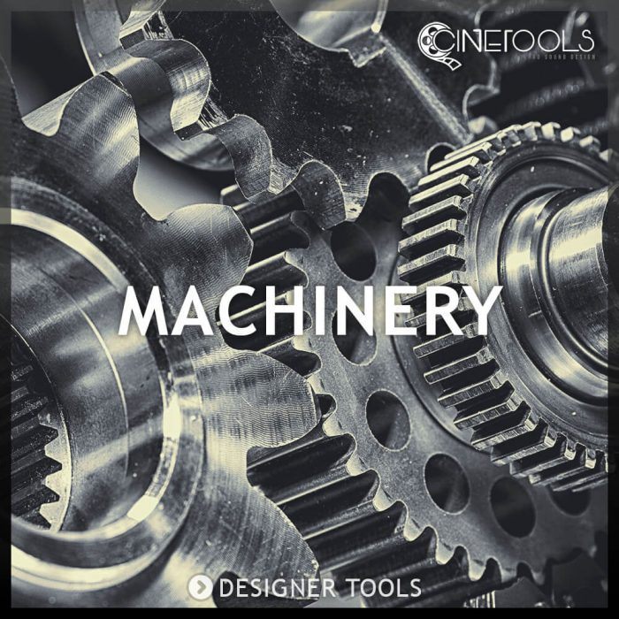 Cinetools Machinery