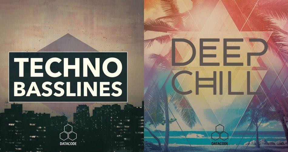 Datacode FOCUS Techno Basslines & Deep Chill
