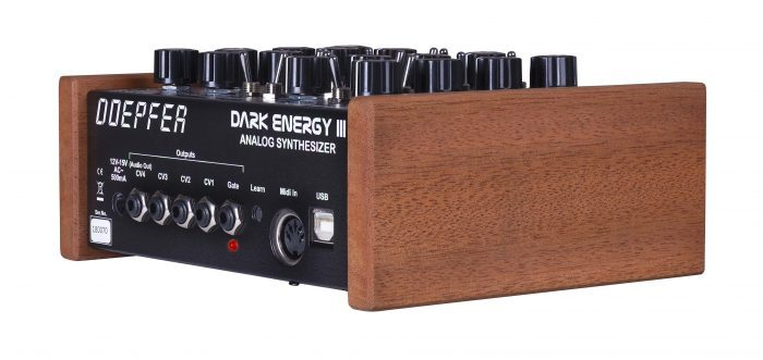 Doepfer Dark Energy III back