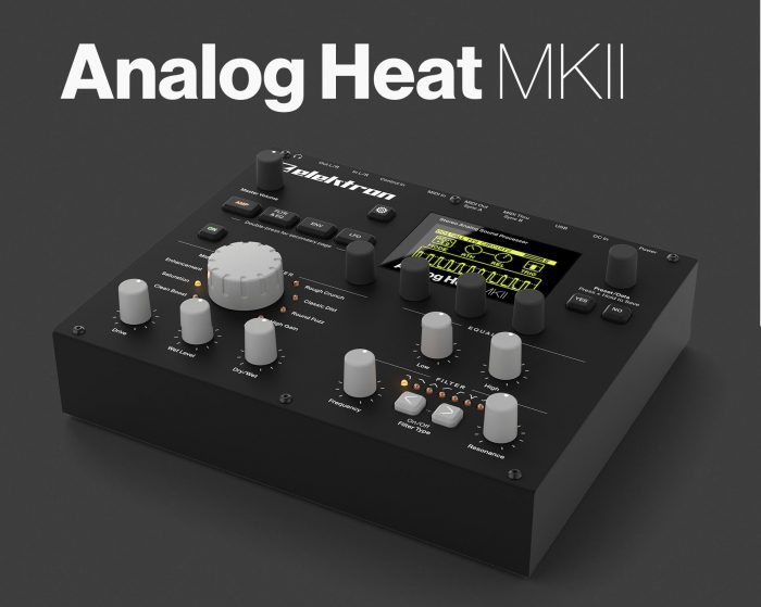 Elektron Analog Heat MKII