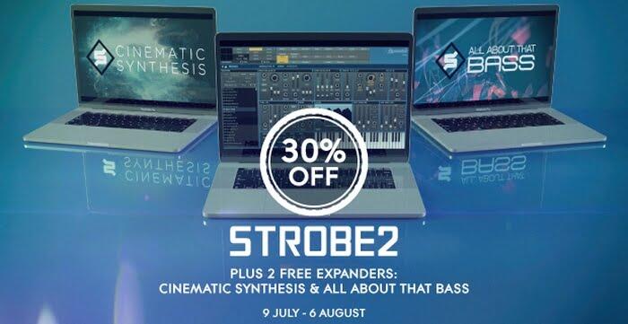 FXpansion Strobe2 sale 30 off