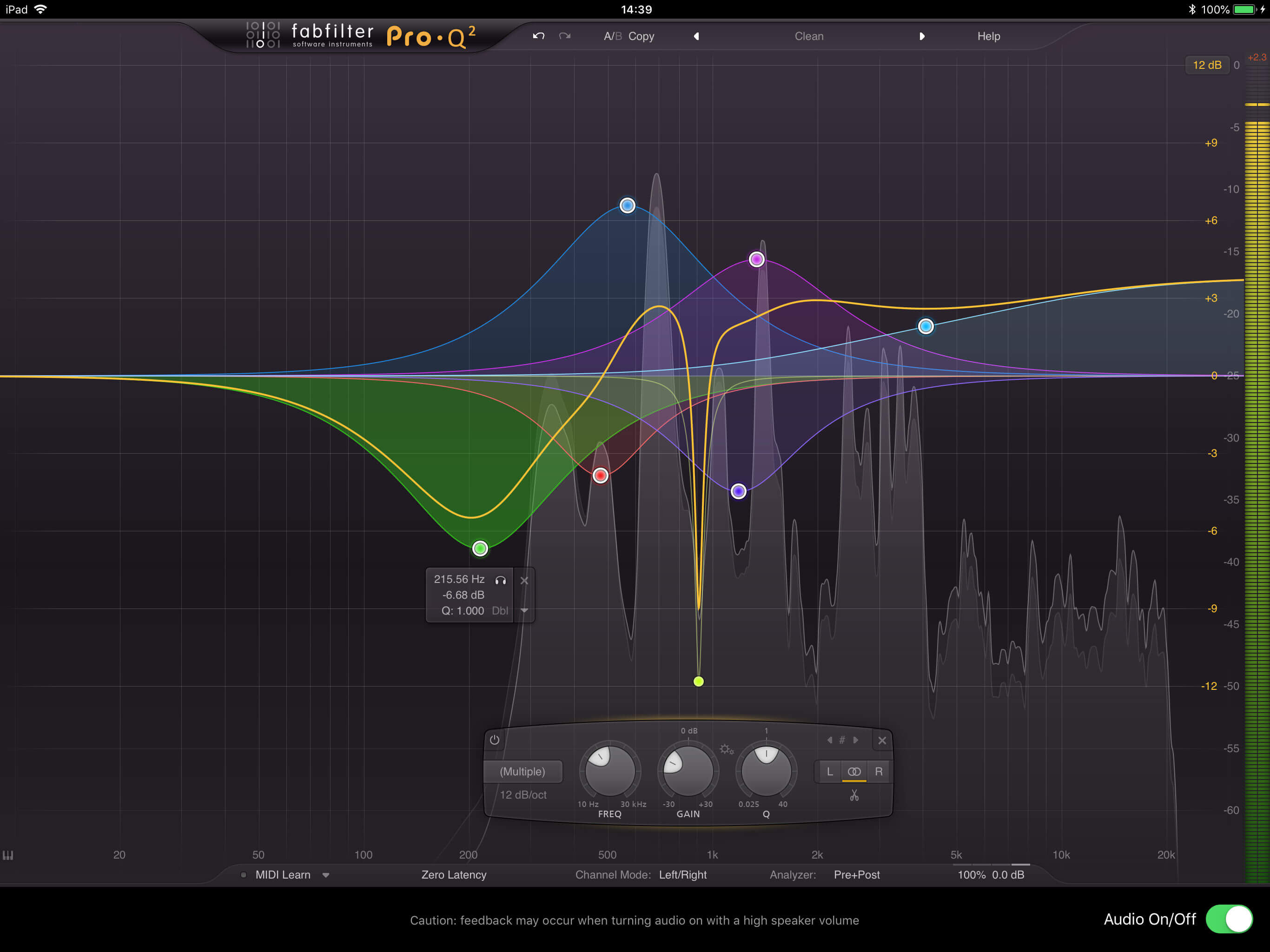fabfilter pro q 2 now available as auv3 plugin summer sale launched. Black Bedroom Furniture Sets. Home Design Ideas