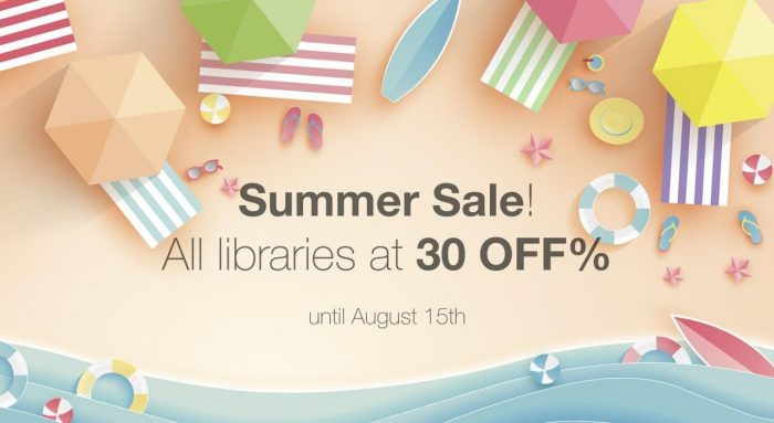 FluffyAudio Summer Sale
