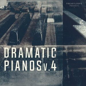 Freaky Loops Dramatic Pianos Vol 4