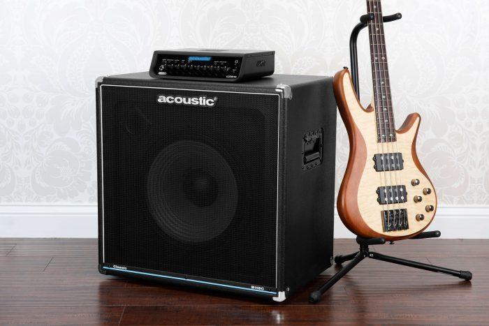 Acoustic Amplifiers B115C