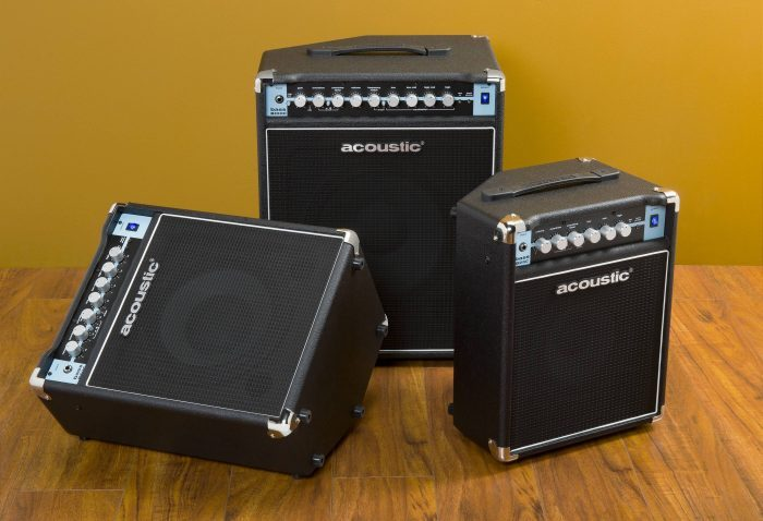 Acoustic Amplifiers Classic Series bass combo amps
