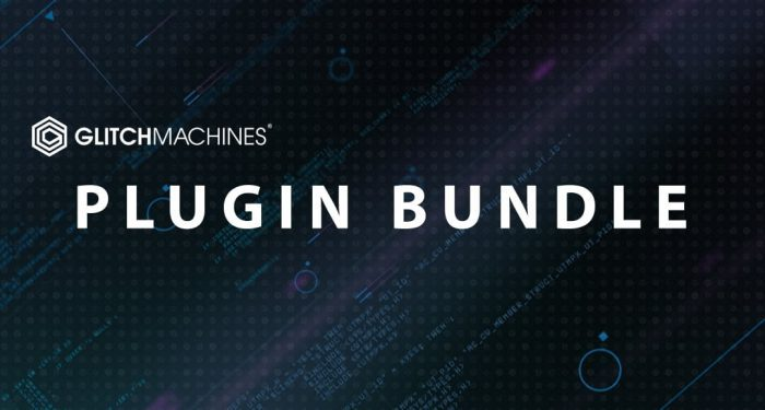 Glitchmachines Plugin Bundle