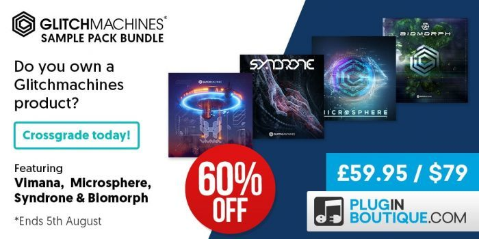 Glitchmachines Sample Pack Bundle Sale
