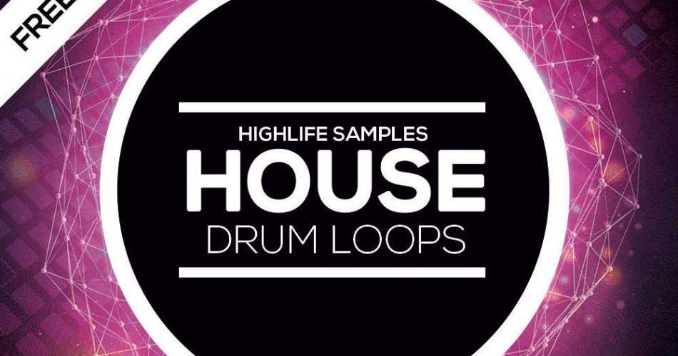 HighLife Samples House Drum Loops