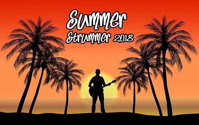 IK Multimedia Summer Strummer Special