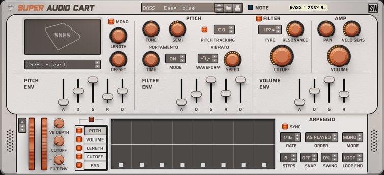 Impact Soundworks Super Audio Cart RE