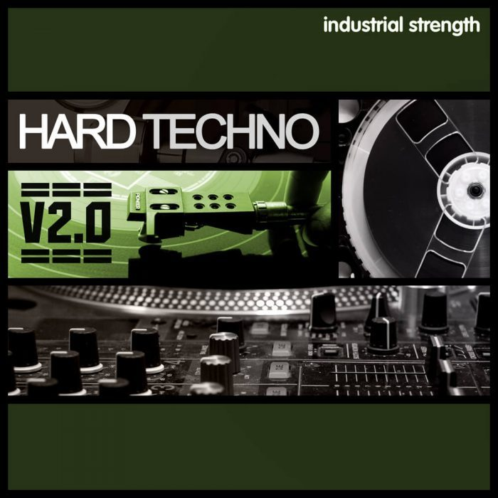 Industrial Strength Hard Techno 2