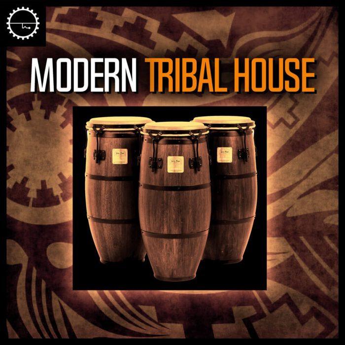 Industrial Strength Samples Modern Tribal House