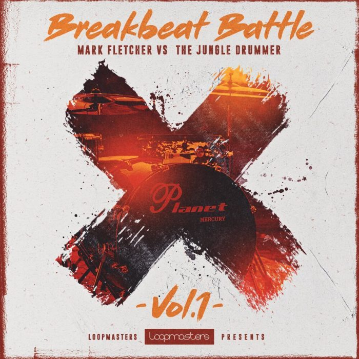 Loopmasters Breakbeat Battle Mark Fletcher vs Jungle Drummer