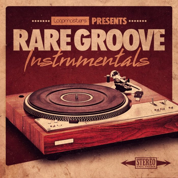 Loopmasters Rare Groove Instrumentals