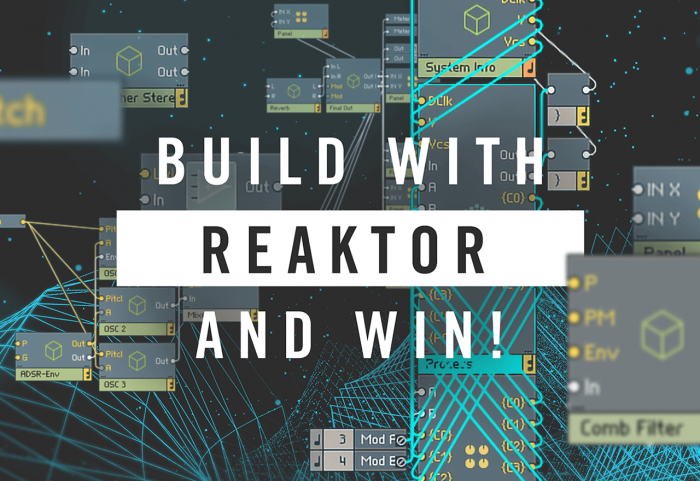 NI Build with Reaktor and win