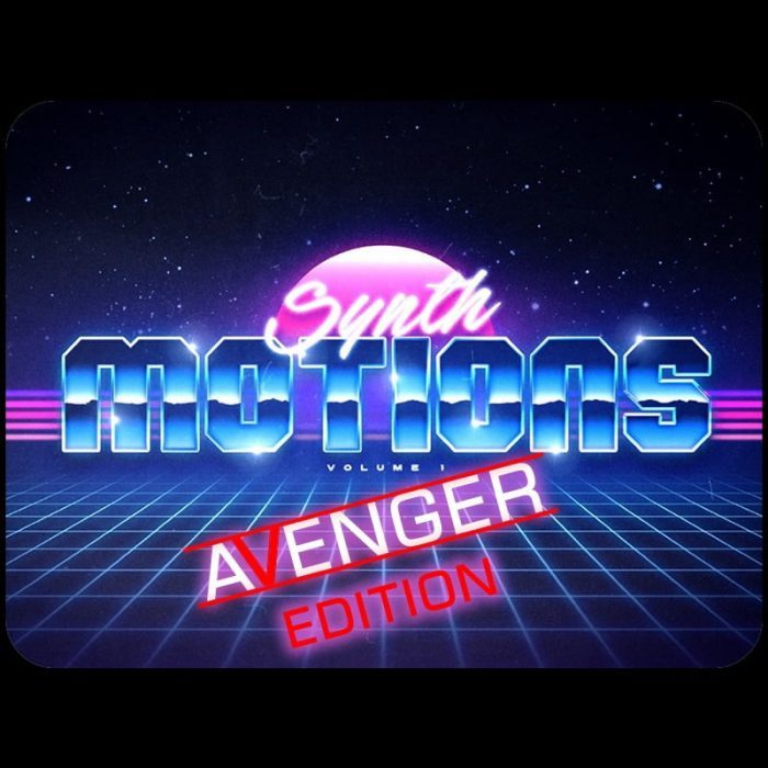 Particular Sound Synth Motions for VPS Avenger
