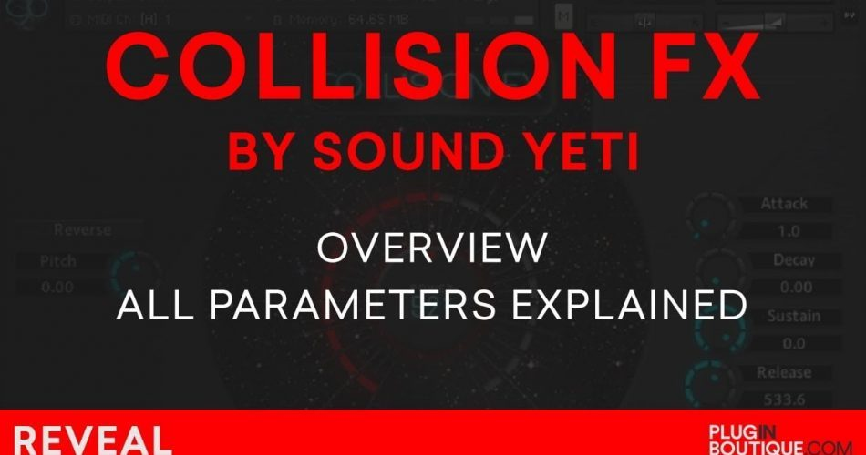 Plugin Boutique Collision FX Reveal