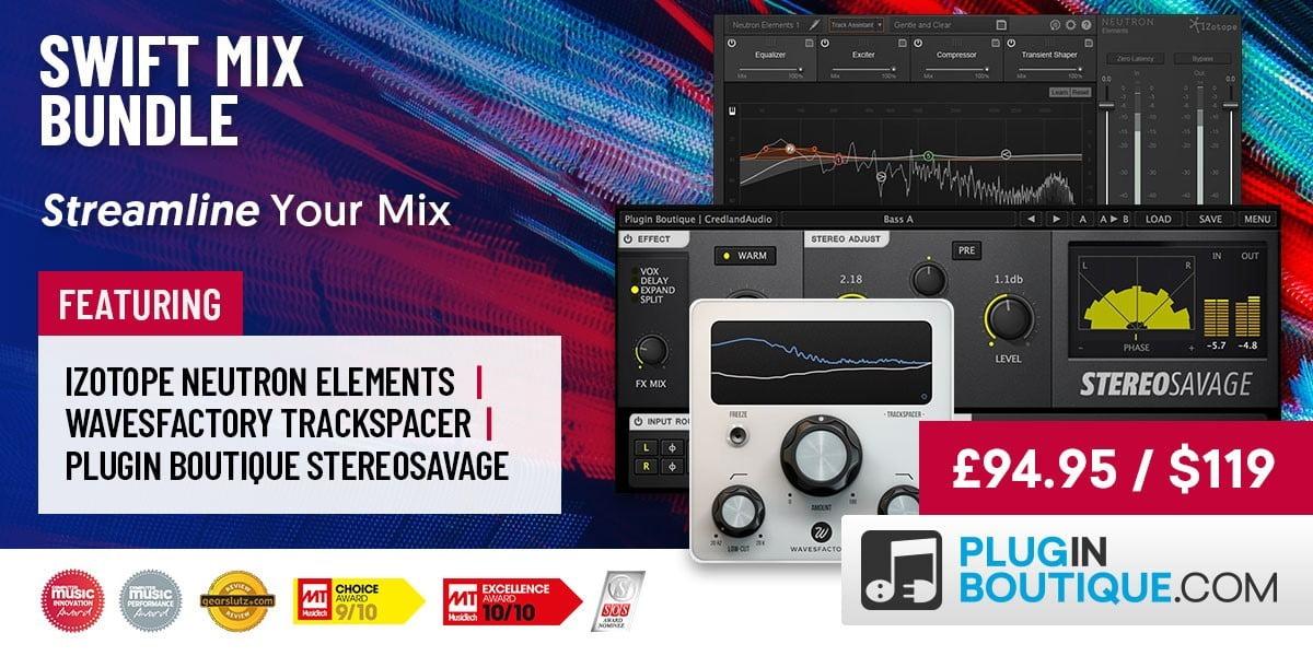 Plugin Boutique Swift Mix Bundle